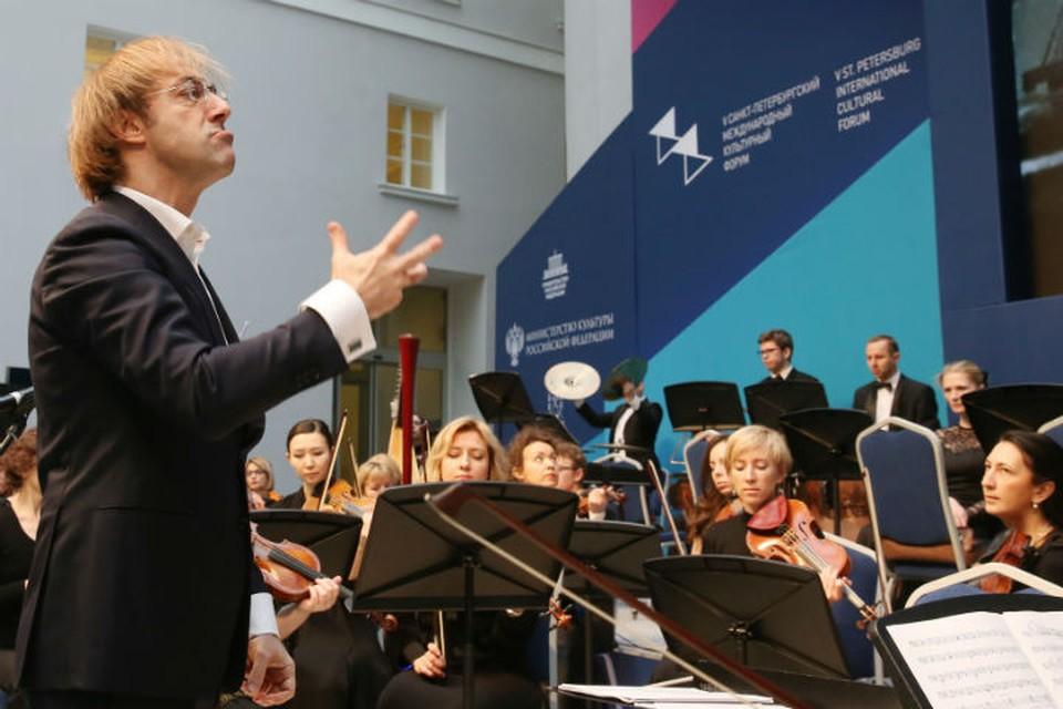 Фабио Мастранджело - один из самых востребованных дирижеров России и мира. ФОТО: личный архив