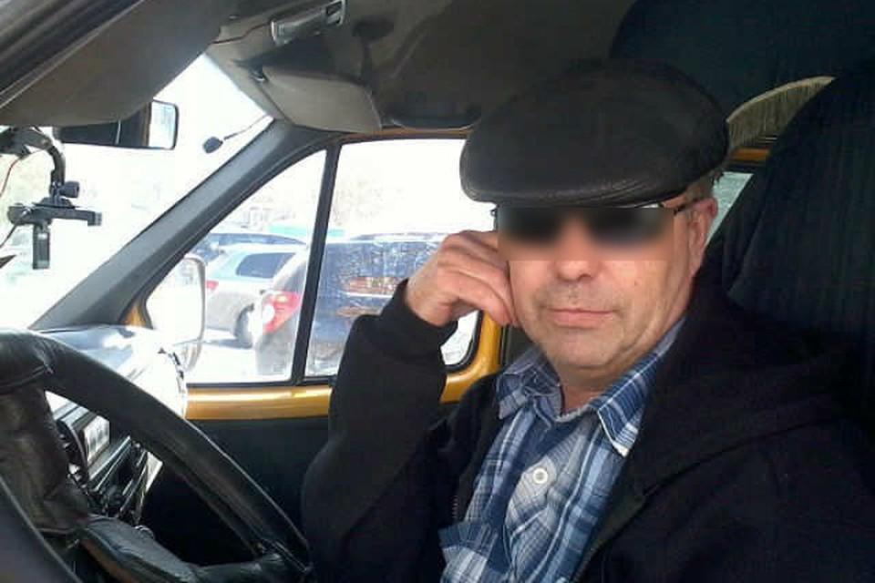 Погибший работал водителем маршрутки.