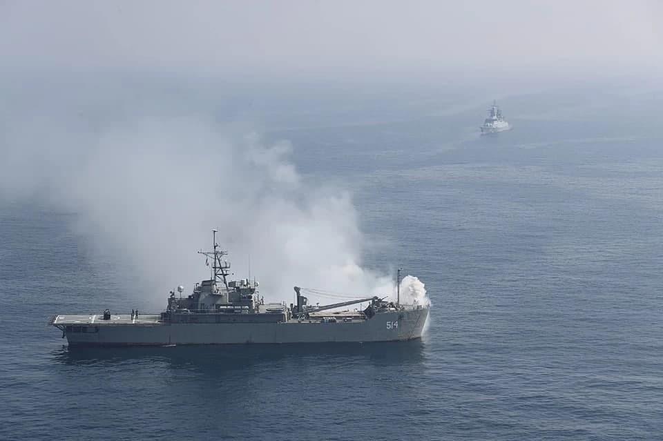 В Черном море начались международные учения НАТО