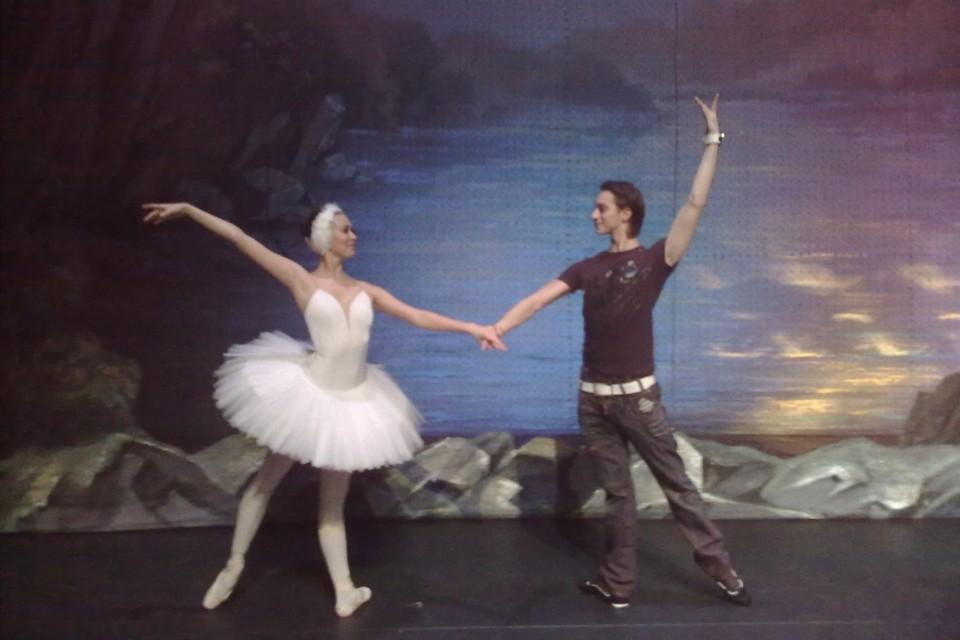 Артиста Мариинского театра Давида Залеева обнаружили пьяным и с пробитой головой. Фото: СОЦСЕТИ