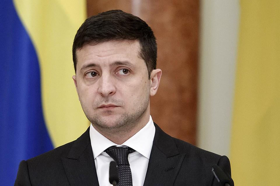 Для пана Зе, как и положено, «Украина под над усе!»