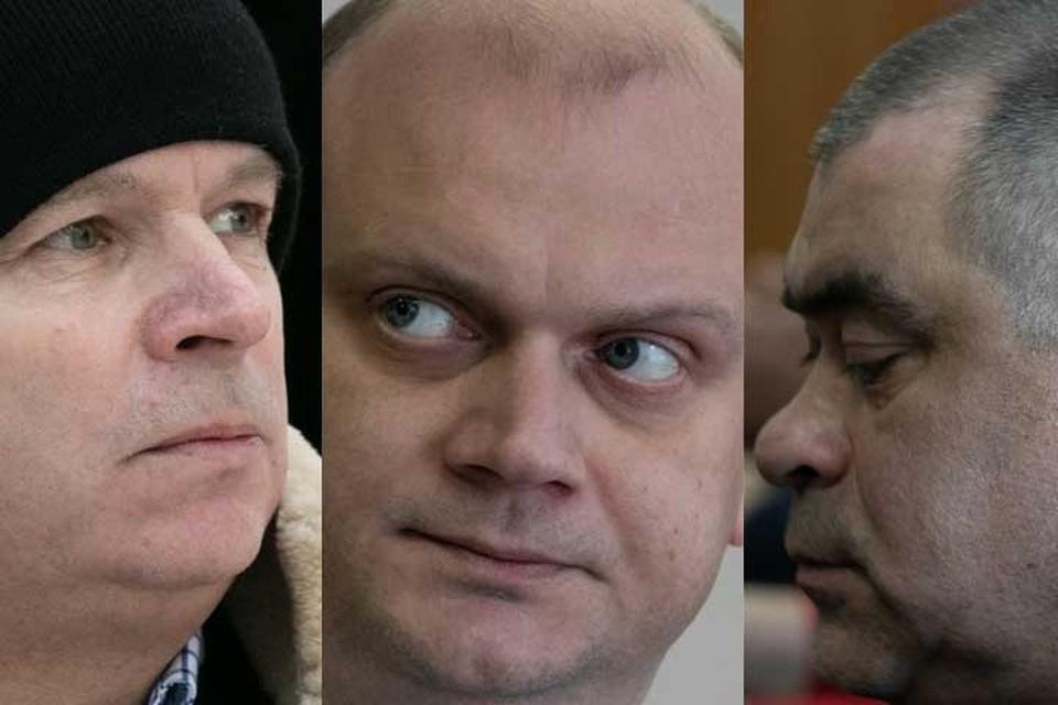 Ни один из троих экс-полицейских вину не признал