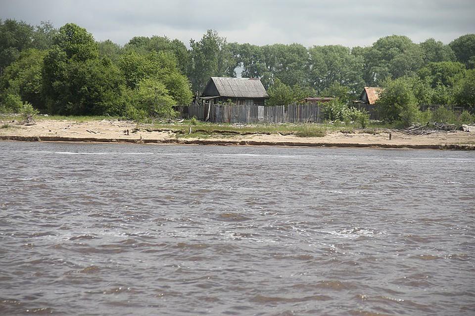 Всего под наводнение может попасть 17 районов региона
