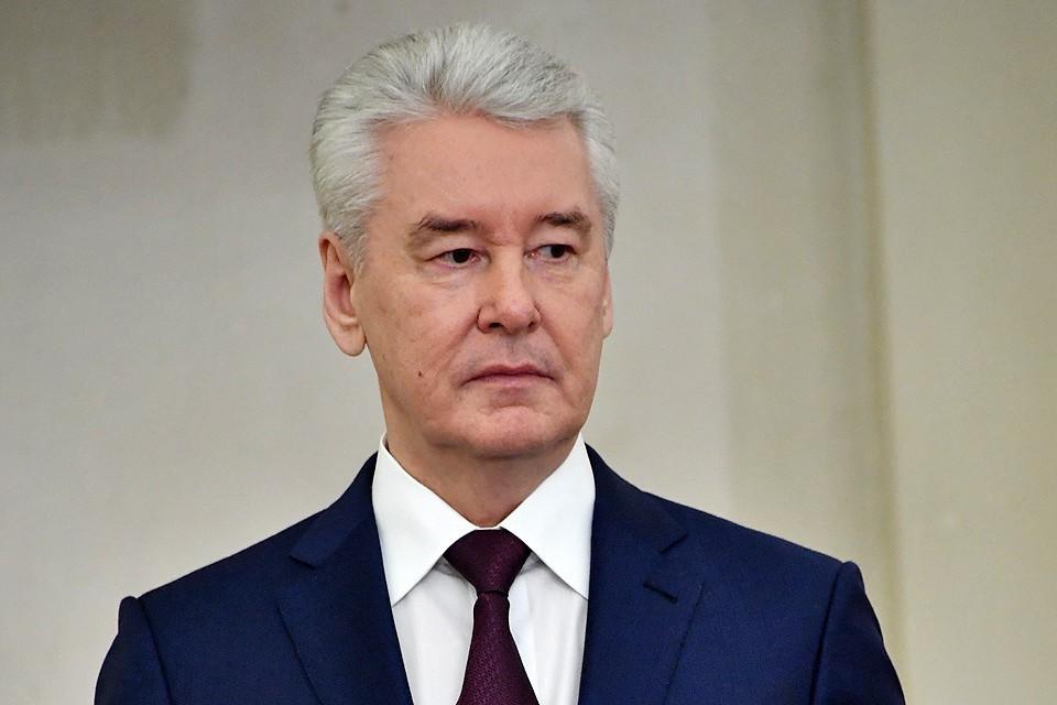 Штамм «Дельта» вызвал резкий рост заболеваемости коронавирусом в Москве в начале лета, заявил Собянин