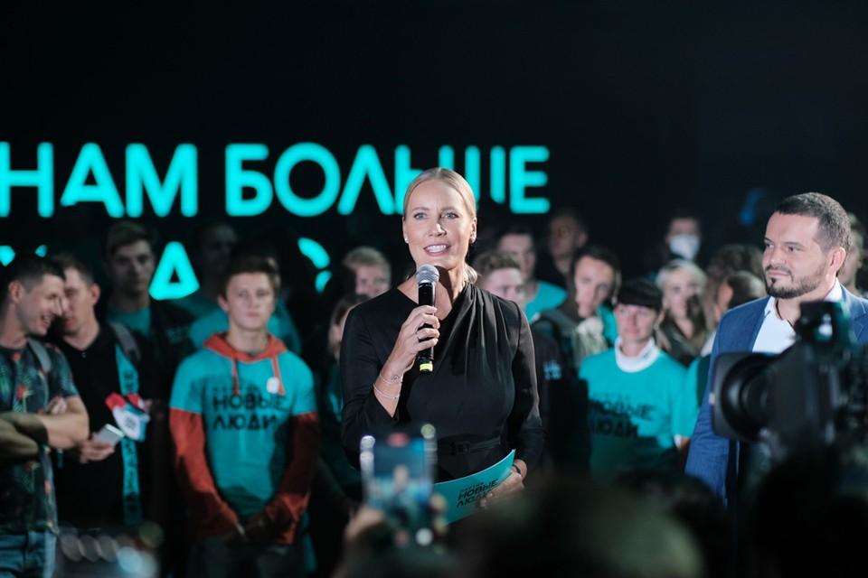 Лена Летучая. Фото: партия «Новые люди».