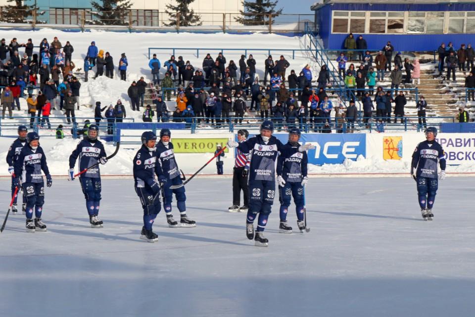 Клуб в предыдущие несколько сезонов неоднократно нарушал сроки оплаты целевого взноса. Фото: vk.com/hcrodinakirov