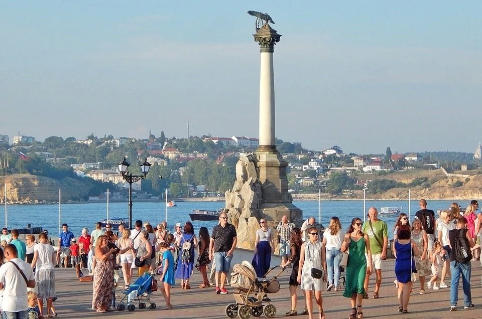 Город-герой - в числе самых популярных в России. Фото: архив «КП»-Севастополь»