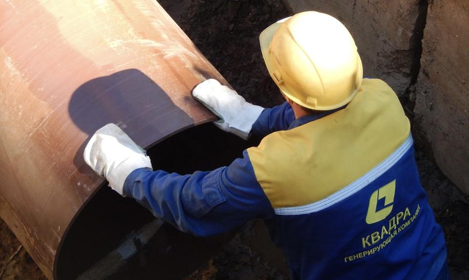 Горячую воду вернут жителям 5 улиц Смоленска. Фото: смоленский филиал ПАО «Квадра».