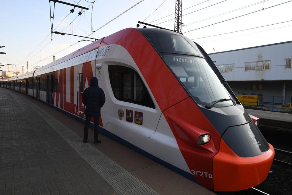 В столице продолжается развитие Московских центральных диаметров (МЦД).