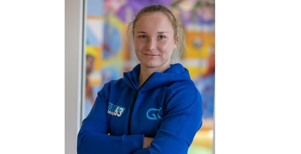 Елизавета Выпряжкина взяла две медали