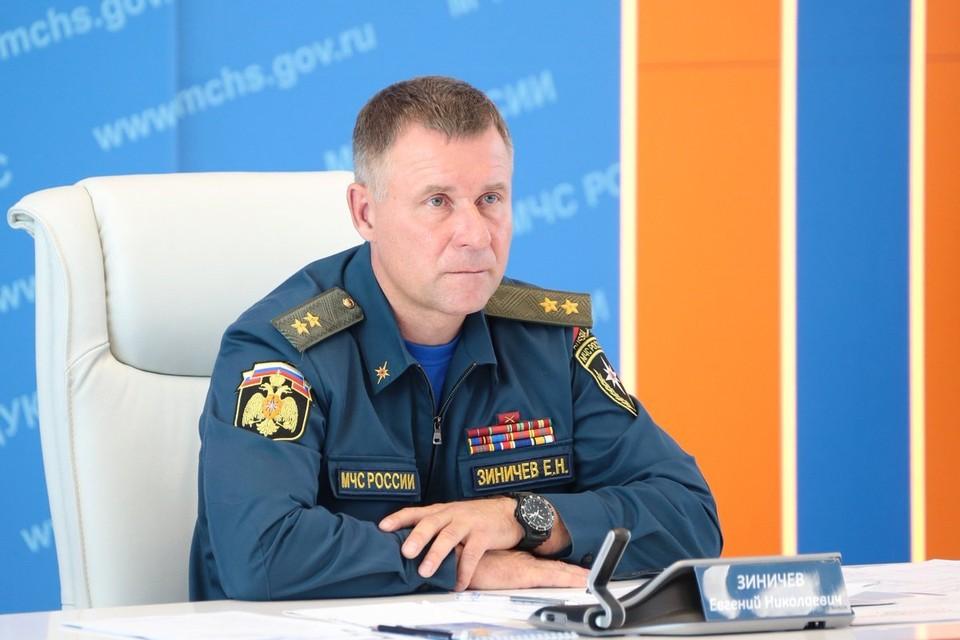 Евгений Зиничев трагически погиб, спасая человека