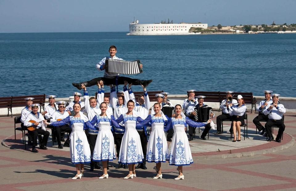 Ожидается выступление десятков артистов. Фото: архив «КП»-Севастополь»