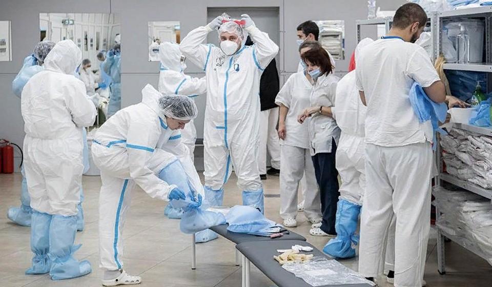 Система здравоохранения чересчур сосредоточена на пандемии коронавируса. Фото: соцсети