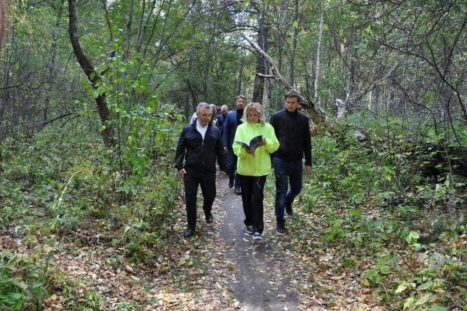 Комиссия Заксобрания Новосибирской области по экологии провела заседание в микрорайоне Шлюз в Новосибирске. Фото: Законодательное собрание Новосибирской области