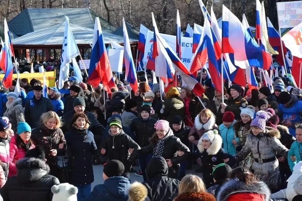 На празднование 4 ноября в Новосибирске потратят 1,4 миллиона рублей.