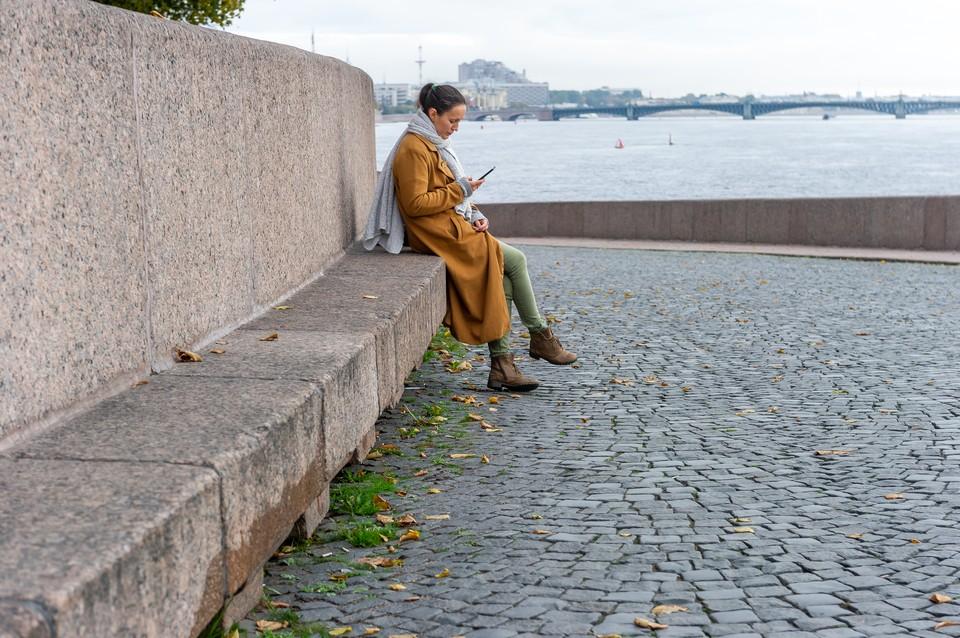 Холодная и дождливая погода ждет Петербург 15 сентября