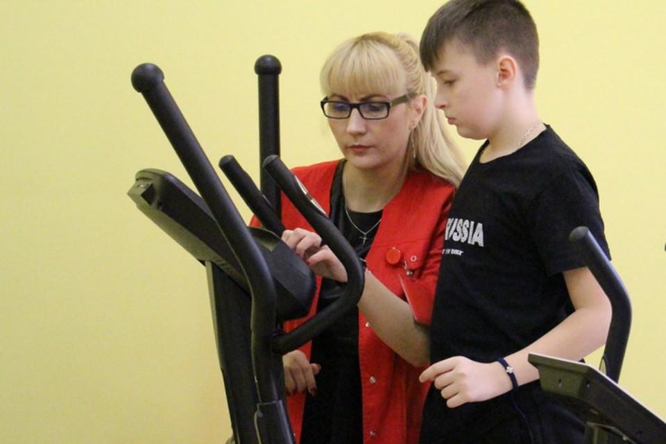 Дети из ДНР получают не только высокотехнологичную медицинскую помощь, но и приобретают опыт творческого и позитивного общения. Фото: Елена Харитонова