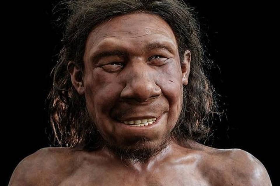 Таким был Крайин - неандерталец, проживавший где-то между Голландией и Британией 70 тысяч лет назад.