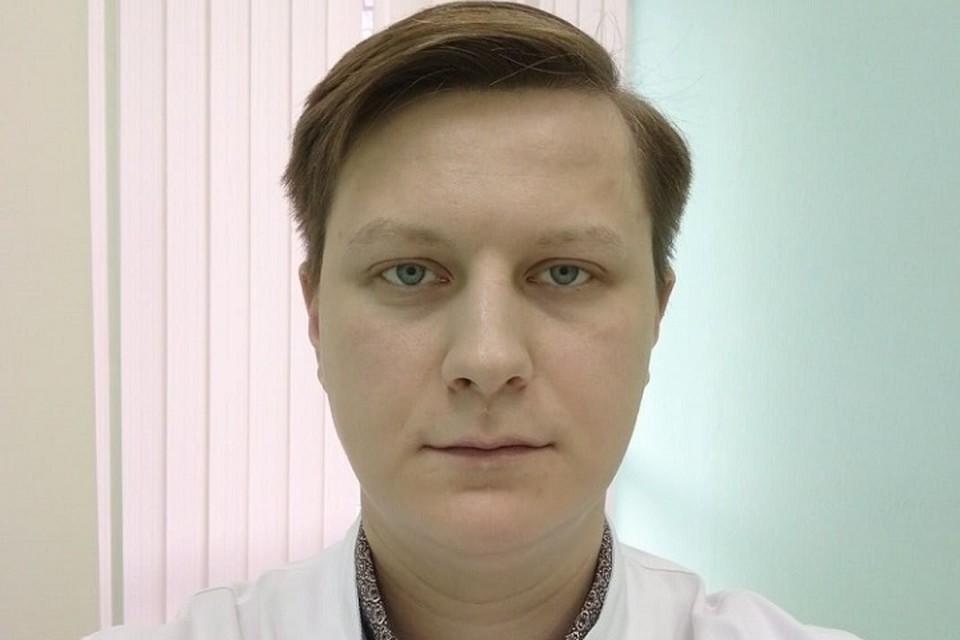 Владимир Жирноклеев - врач, избитый в Нижневартовске