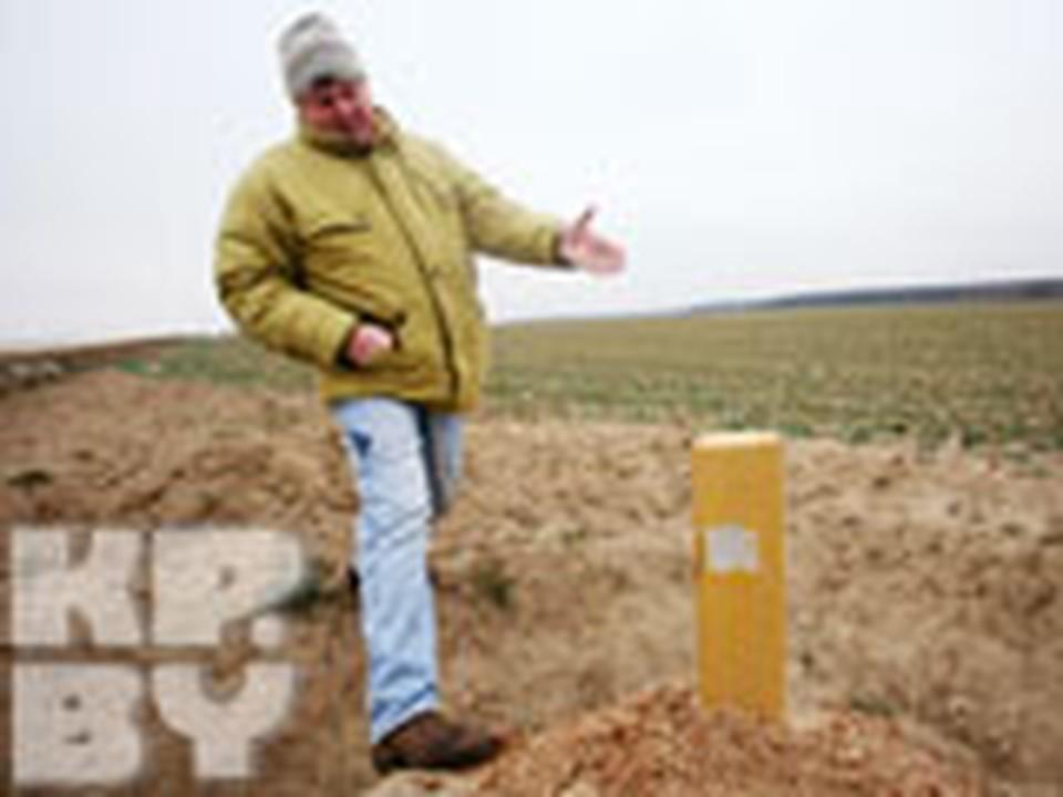 Местный житель Леонид Пукшто считает, что это место - не для АЭС.