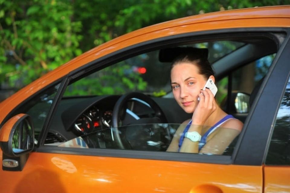 1 августа «Комсомолка» проводит ежегодное автомобильное соревнование для девушек.