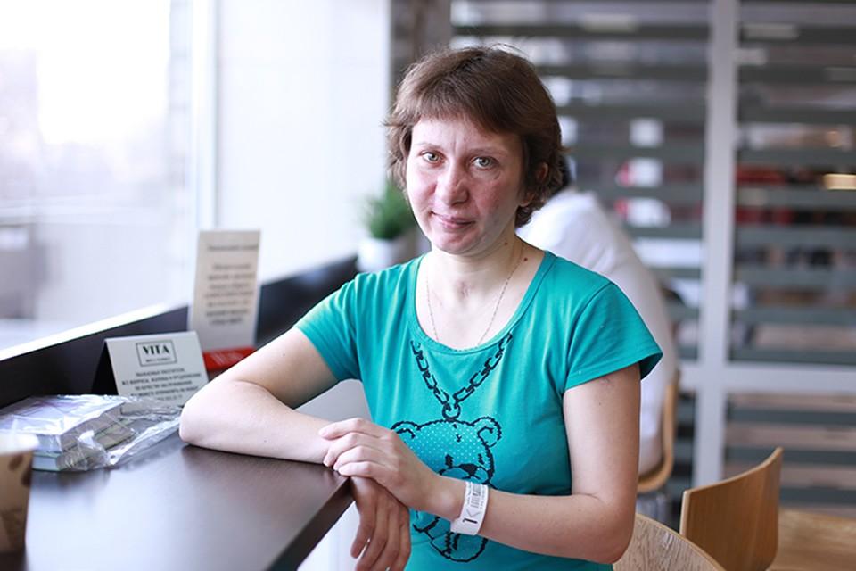 Жительница Саяногорска Марина Фокина попала в ситуацию отнюдь не киношную